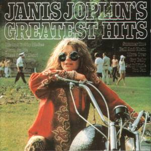 Janis Joplin: Janis Joplin's Greatest Hits - Cover