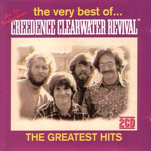 Creedence Clearwater Revival: Greatest Hits, The - Cover