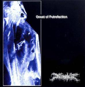 Necrophagist: Onset Of Putrefaction - Cover