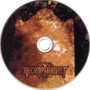 Necrophagist: Epitaph (CD) - Bild 3