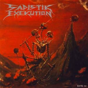Sadistik Exekution: We Are Death... Fukk You! - Cover