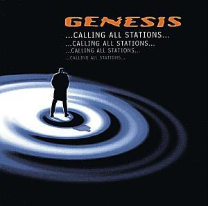 Genesis: Calling All Stations - Cover