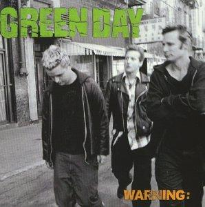 Green Day: Warning: - Cover