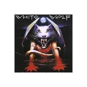 White Wolf: Standing Alone - Cover