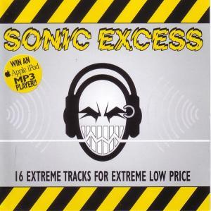 Sonic Excess - Cover