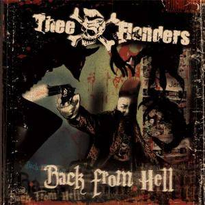 Cover - Thee Flanders: Back From Hell
