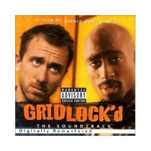 Cover - Storm: Gridlock'd - The Soundtrack