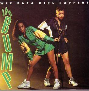 Cover - Wee Papa Girl Rappers: Bump, The