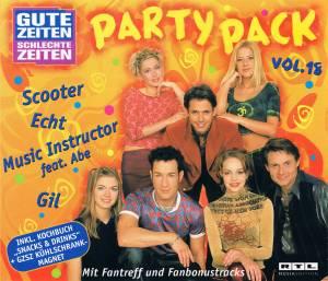 Gute Zeiten Schlechte Zeiten Vol 18 Party Pack 1999