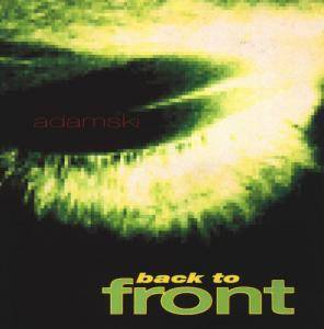 Cover - Adamski: Back To Front