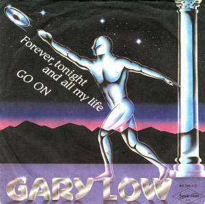 Cover - Gary Low: Forever, Tonight And All My Life