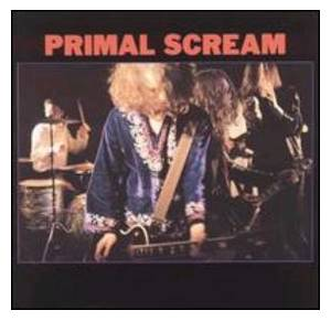 Cover - Primal Scream: Primal Scream