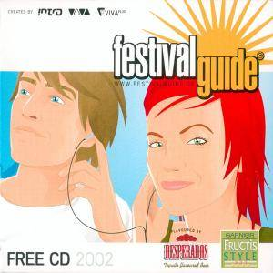 Festivalguide Free CD 2002 - Cover