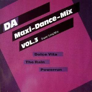 Cover - Alan Cook: DA Maxi-Dance-Mix Vol. 3