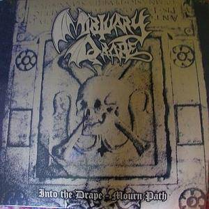 Mortuary Drape: Into The Drape / Mourn Path - Cover