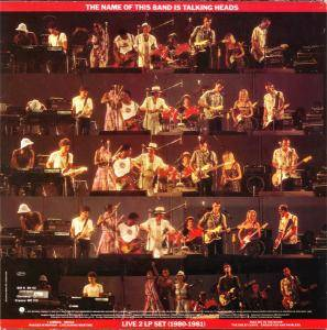 Talking Heads: The Name Of This Band Is Talking Heads (2-LP) - Bild 2