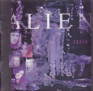 Cover - Alien: Crash
