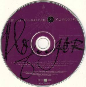 Mike Oldfield: Voyager (CD) - Bild 4