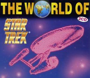 Cover - Alexander Courage: World Of Star Trek, The