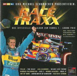 Race Traxx - Cover