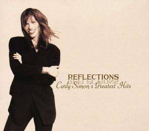 Carly Simon: Reflections - Carly Simon's Greatest Hits - Cover