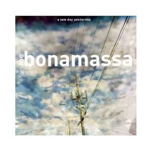 Cover - Joe Bonamassa: New Day Yesterday, A