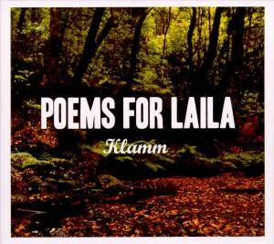 Cover - Poems For Laila: Klamm