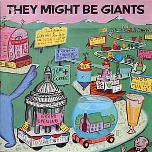 They Might Be Giants: They Might Be Giants (LP) - Bild 1