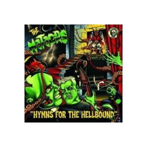 The Meteors: Hymns For The Hellbound - Cover