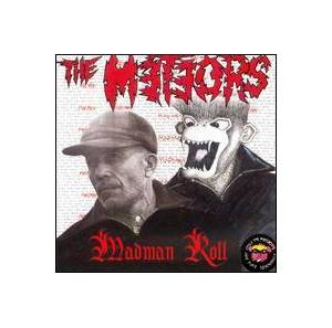 Cover - Meteors, The: Madman Roll