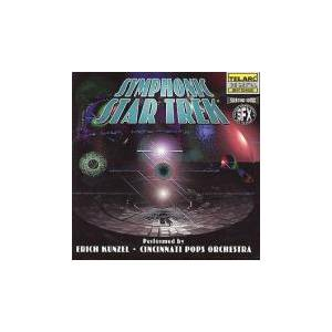 Symphonic Star Trek - Cover