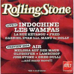 Rolling Stone (F) 2004 01 - # 015 - Cover