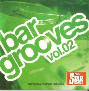 Bar Grooves Vol.02 - Cover