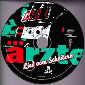 Die Ärzte: Lied Vom Scheitern (Single-CD) - Bild 3