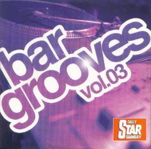 Cover - Cola Boy: Bar Grooves Vol.03