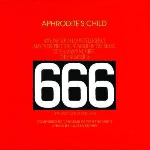 Aphrodite's Child: 666 (2-CD) - Bild 1