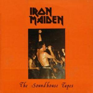 Iron Maiden: Soundhouse Tapes, The - Cover