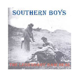 The Legendary Raw Deal: Southern Boys - Cover