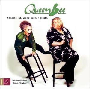 Cover - Queen Bee: Abseits Ist, Wenn Keiner Pfeift.