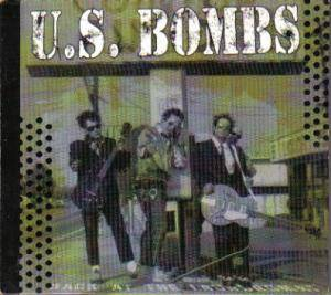U.S. Bombs: Back At The Laundromat - Cover