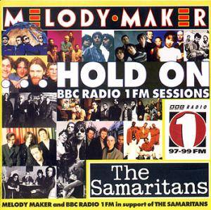 Cover - MN8: ...Hold On: BBC Radio 1FM Sessions
