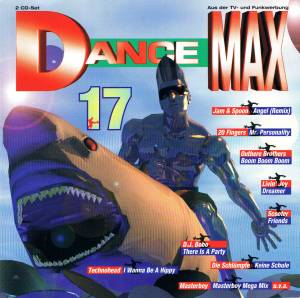 Dance Max 17 - Cover