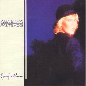 Cover - Agnetha Fältskog: Eyes Of A Woman
