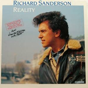 Cover - Richard Sanderson: Reality