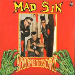 Cover - Mad Sin: Amphigory