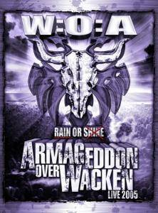 Cover - Equilibrium: Armageddon Over Wacken - Live 2005