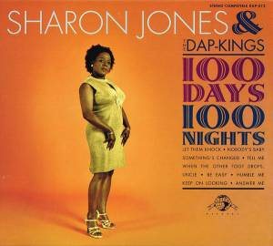 Cover - Sharon Jones  & The Dap-Kings: 100 Days, 100 Nights