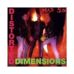 Cover - Mad Sin: Distorted Dimensions