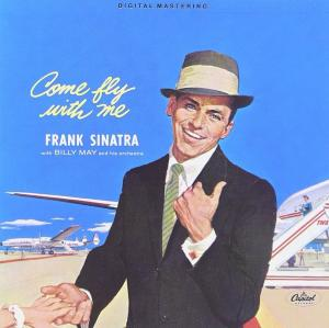 Frank Sinatra: Come Fly With Me - Cover