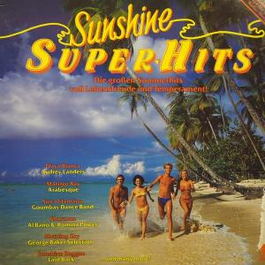 Sunshine Superhits - Cover